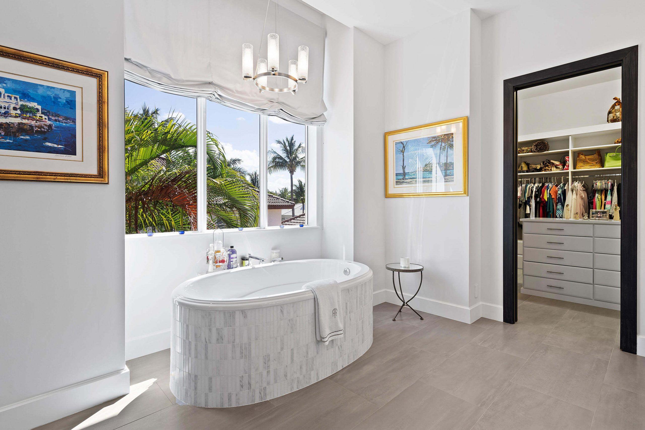 Picture Windows custom glass in South Florida