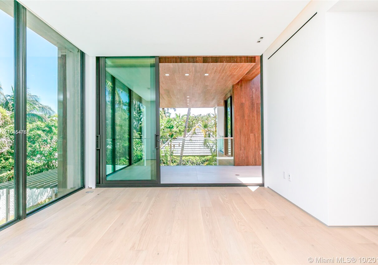Sliding Glass Doors custom glass in South Florida